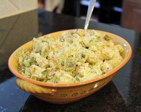 Heart Healthy Potato Salad Recipe