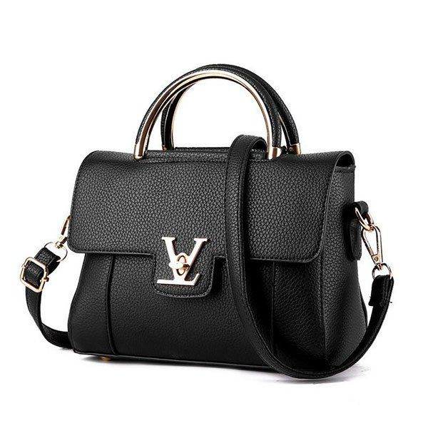Women's PU Leather #Exquisite Shoulder Bag (con imágenes