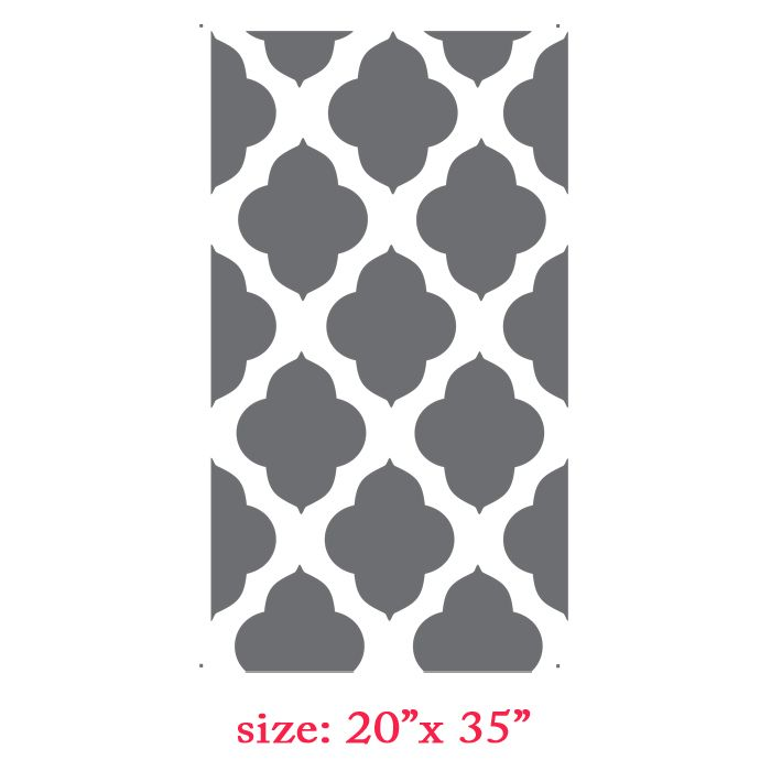 Wall Stencils Patterns Printable : Stenciling is an excellent way to produce beautiful