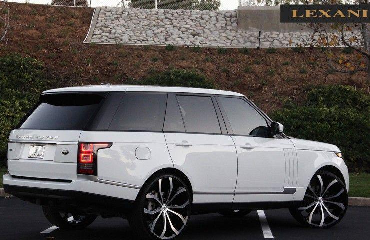 2013 Range Rover HSE On Lexani Wheels Rides Magazine
