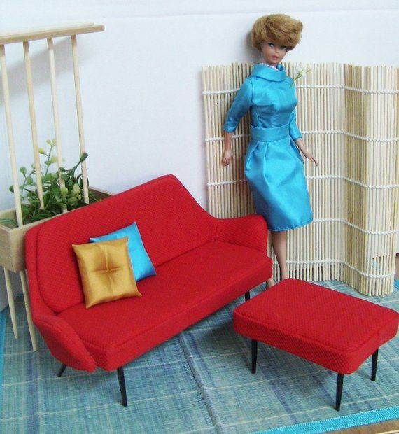 1:6 scale,Barbie vintage,mod barbie,,playscale,fashion doll,barbie furniture,roombox,doll,Tammy,blythe,Mod doll francie,bubblecut barbie #barbiefurniture