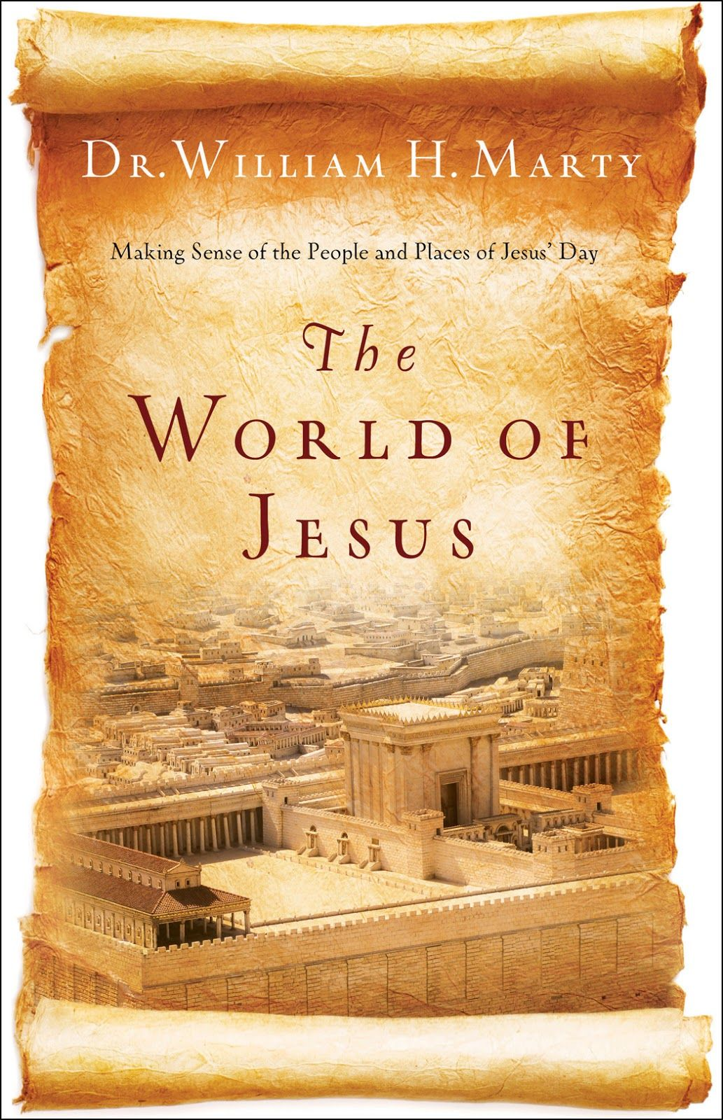 Thoughts on Books: The World of Jesus: Making Sense of the People and Places of Jesus' Day