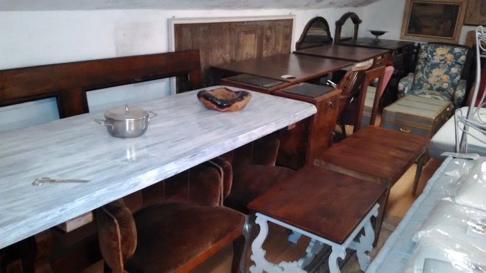 Tavoli e varie