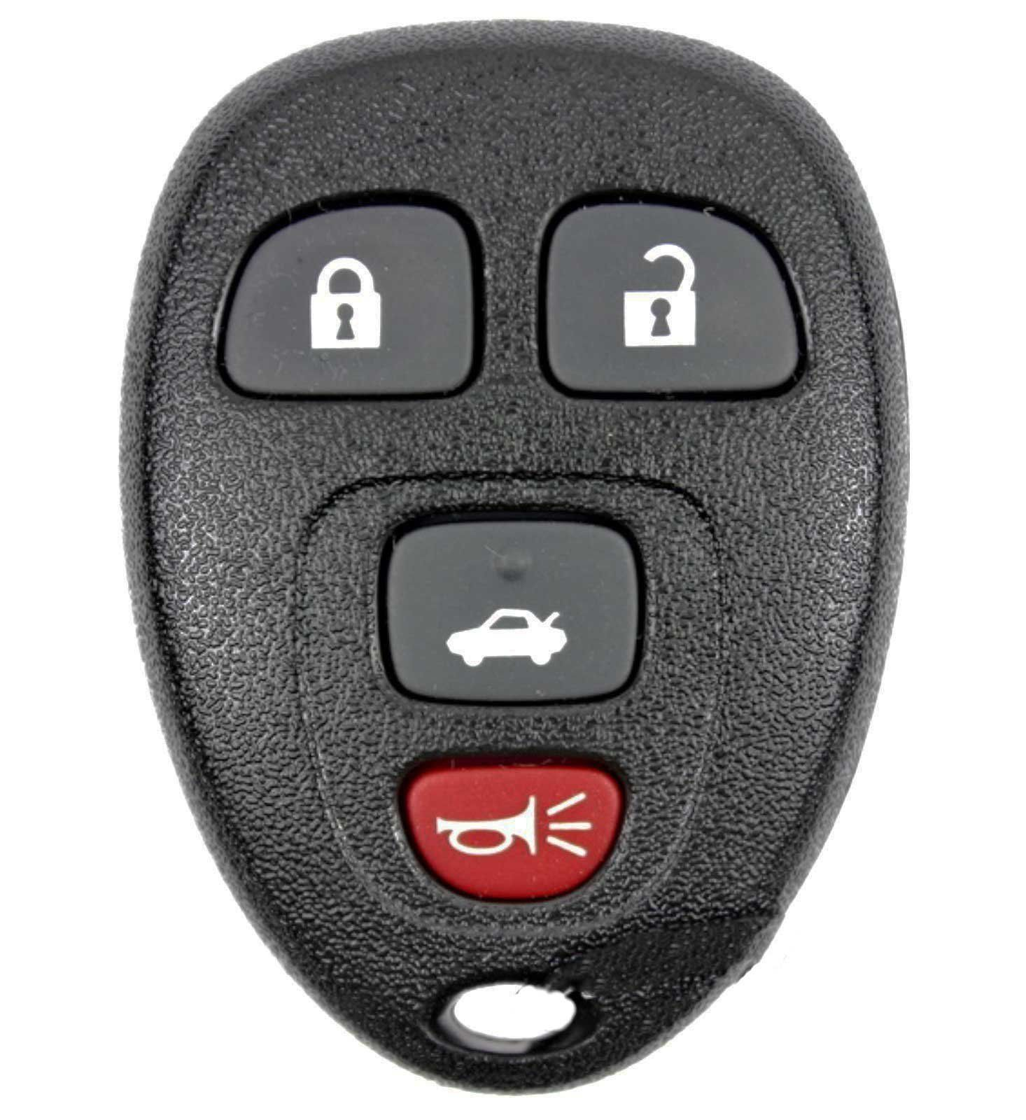 2006 2011 Chevrolet Malibu Keyless Entry Remote Fob Clicker
