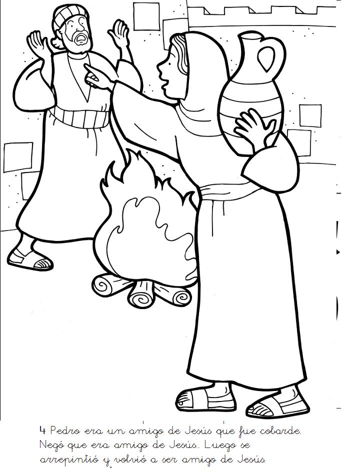 Historias bíblicas para niños, recursos para la escuela
