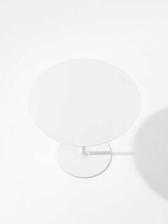 Eettafel Wit Design.Ronde Eettafel Wit Design Gero Wonen Design Wonen Pinterest