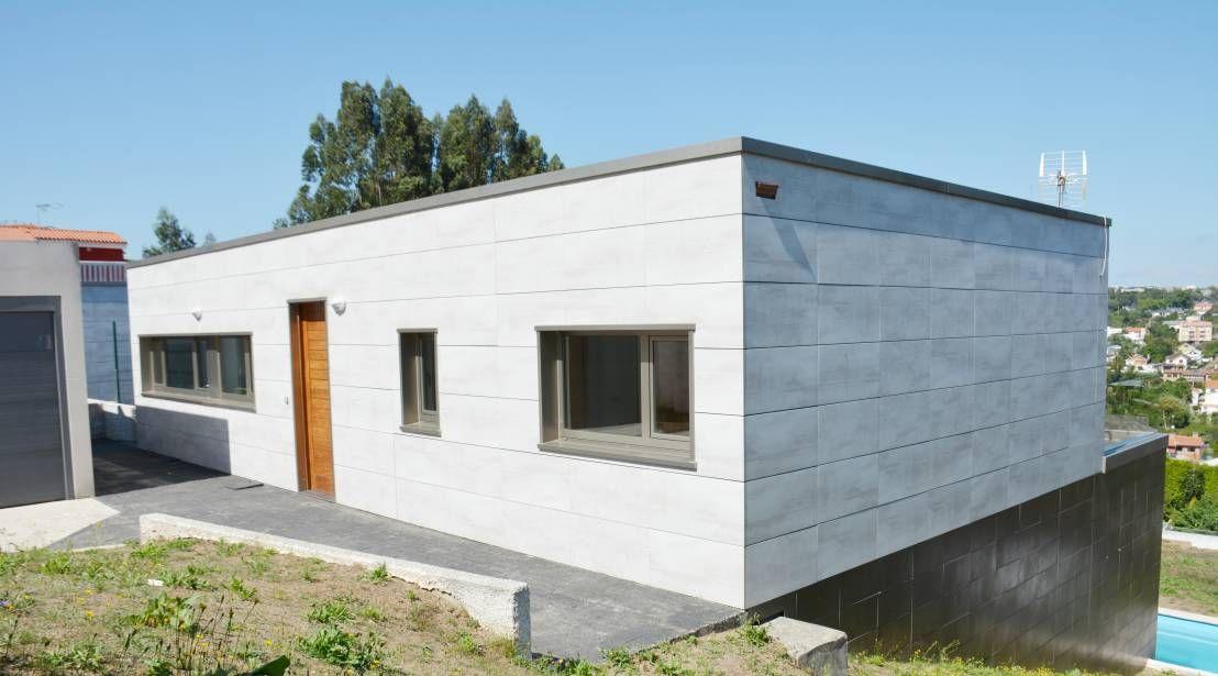 Una casa sencilla por fuera maravillosa por dentro casa - Casas de campo por dentro ...
