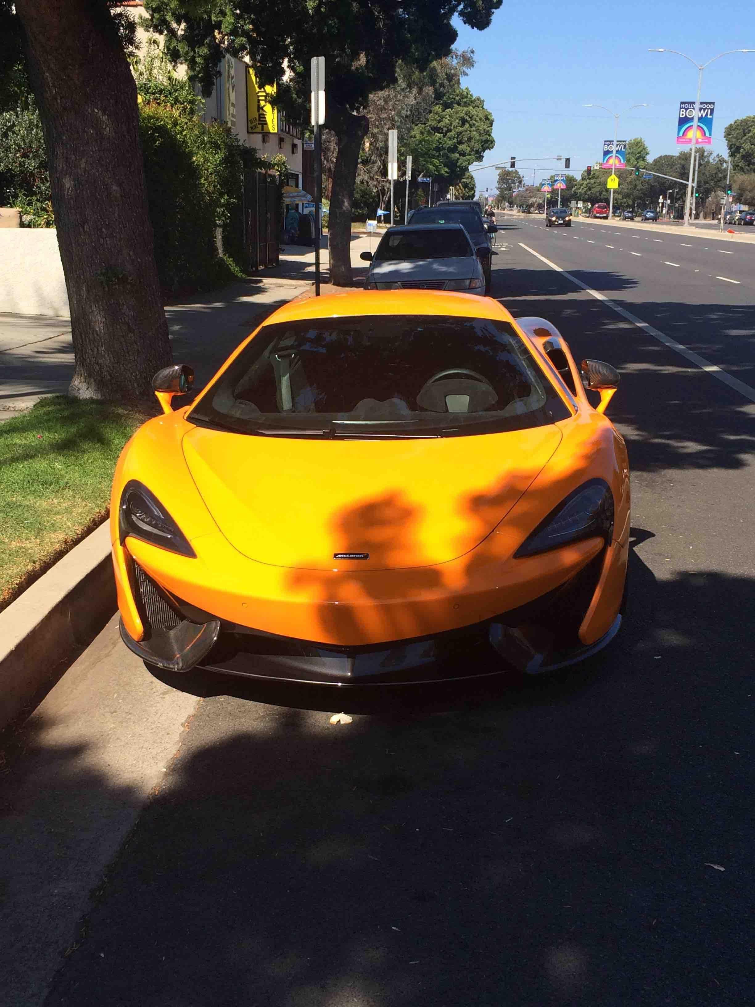 McLaren 570S in LA #exoticcar #supercar #car #exotic #cars #hypercar #exoticcars #carporn #supercars