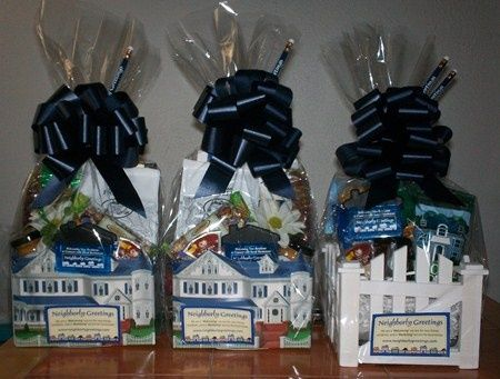 Welcome Home New Home Gift Baskets Art Of Packaging Pinterest