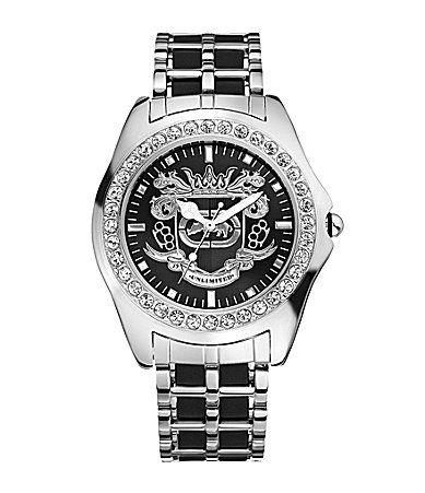 Ecko Unlimited The Encore BlackDial Watch #Dillards   UNLTD