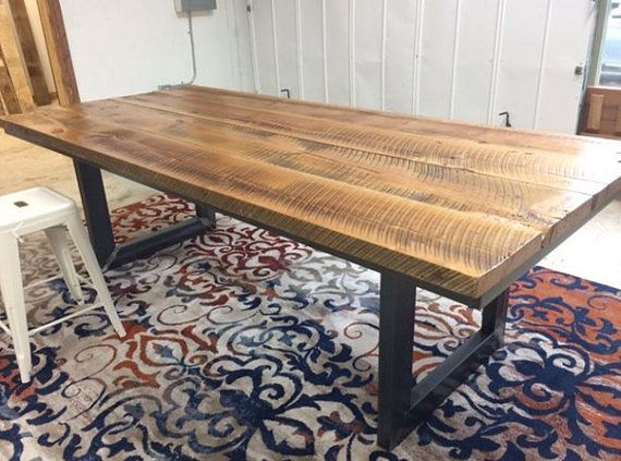 Reclaimed Wood Dining Table By Reclaimedwoodatx On Etsy Wood Dining Table Reclaimed Wood Dining Table Dining
