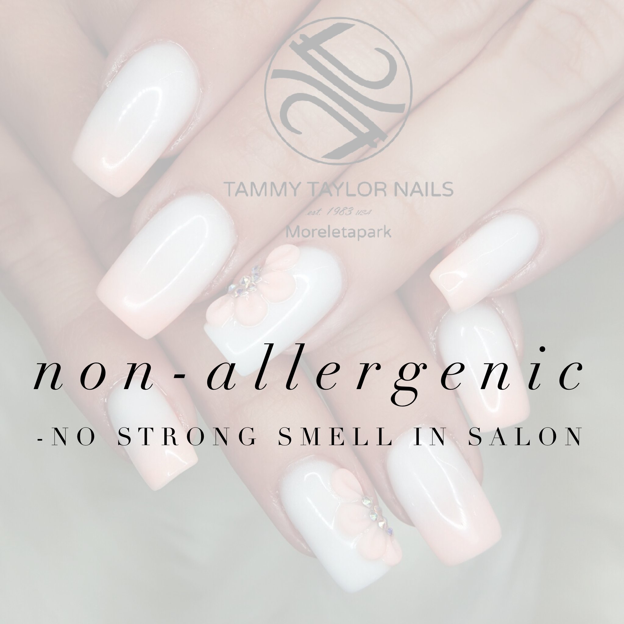Tammy Taylor Nails - Non Allergenic , Toxic Free on the skin! No ...
