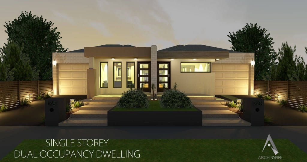 We Are Specialist In Dual Occupancy, Duplex Designs And House Plans, Dual  Occupancy Modern Home Design Expert To Multi Unit Projects In Melbourne ,Victoria.