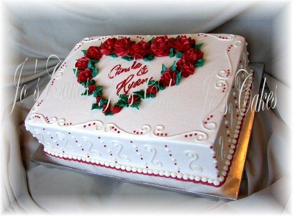 Bridal Shower Sheet Cake With Images Sheet Cake Wedding Sheet