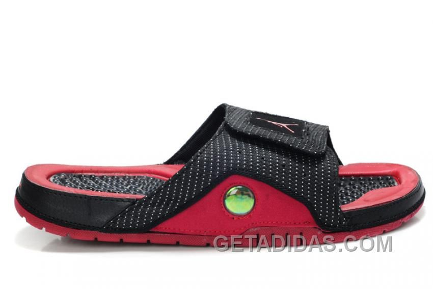 4c0b5dc656446 http   www.getadidas.com air-jordan-13-sandals-black-red-offres ...