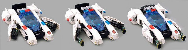 LEGO Hyperspeed pursuit 2 by Jerac