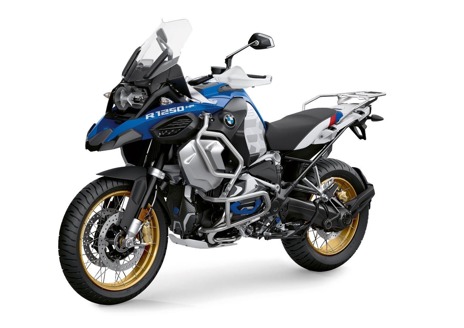 2019 Bmw R 1250 Gs Adventure White And Blue Toys Bmw Motorbikes