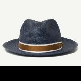 Moda Para Hombre. Southern Coast Straw Fedora Hat  d7f057d036a