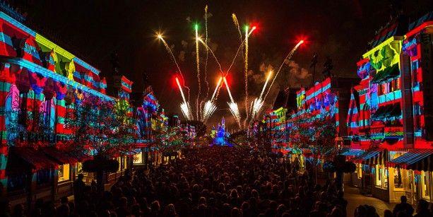 Natal na #DisneylandCalifornia