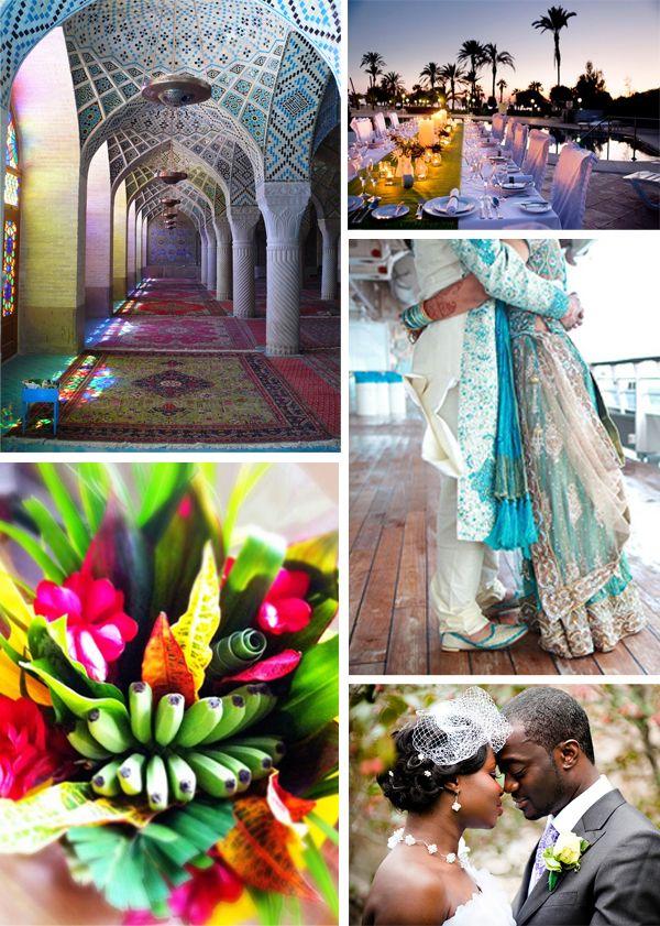 Exotic Wedding Locales