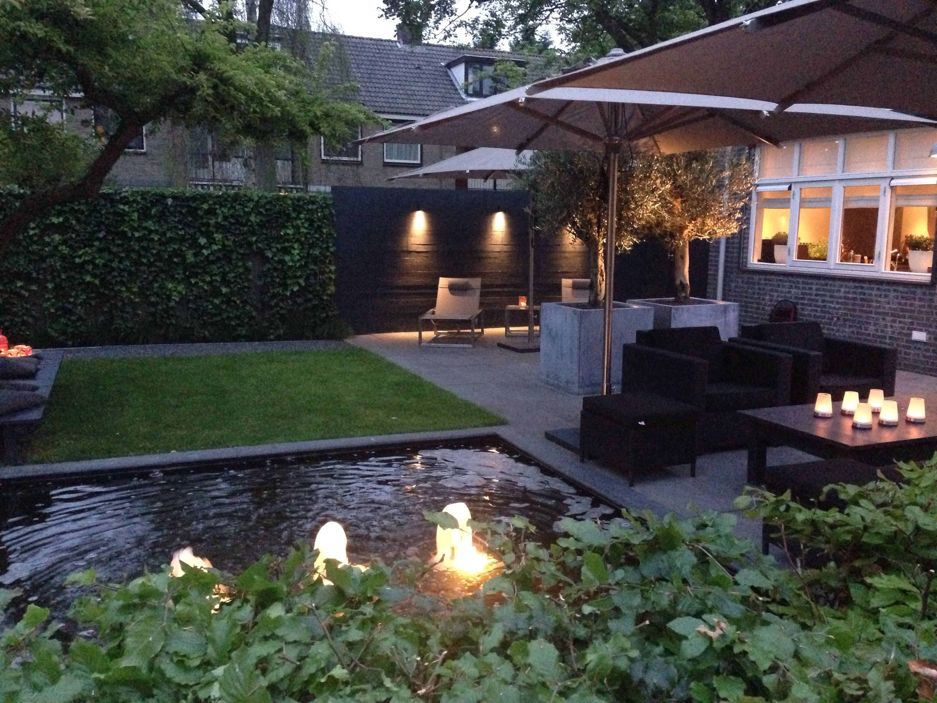 How To Use Lights In à Garden. Project Designed By Martin Veltkamp From The  Netherlands