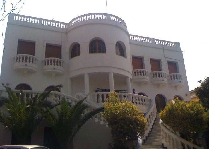 Architecture En Algerie Photos House Styles Alger Architecture