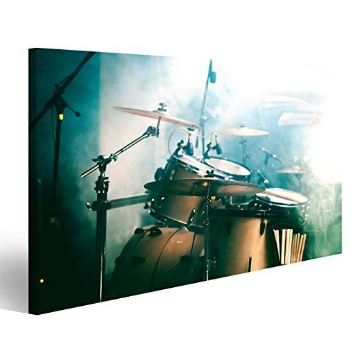 islandburner Bild Bilder auf Leinwand Live-Musik Hintergrund
