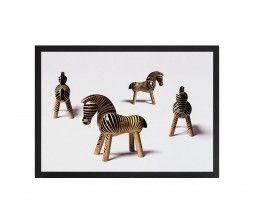kay-bojesen-zebra #KajBojesen #plakat #plakatgalleridk