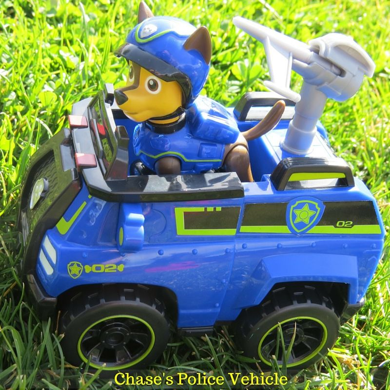 Our Paw Patrol Chase Police Car Adventures