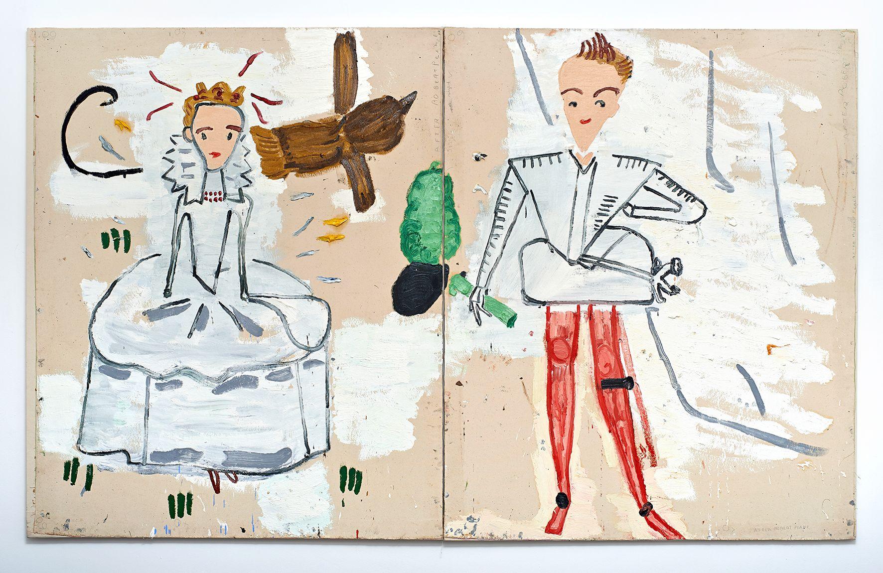 Http Www Staedtische Galerie Wolfsburg De I Exhibition Images Image 1583 0 Jpg Rose Wylie Wylie Contempory Art
