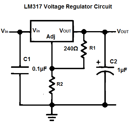12V, 9V, 6V, 5V & 3.3V multiple voltage power supply