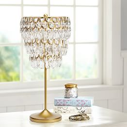Captivating Table Lamps, Small Table Lamps U0026 Bedside Table Lamps | PBteen