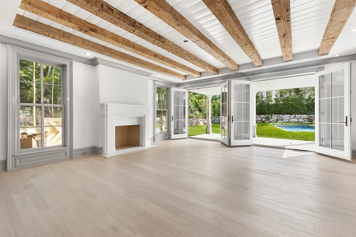 Wide Plank White Oak Hardwood Flooring Naples In 2020 White Oak Hardwood Floors Wide Plank Hardwood Floors White Oak Laminate Flooring