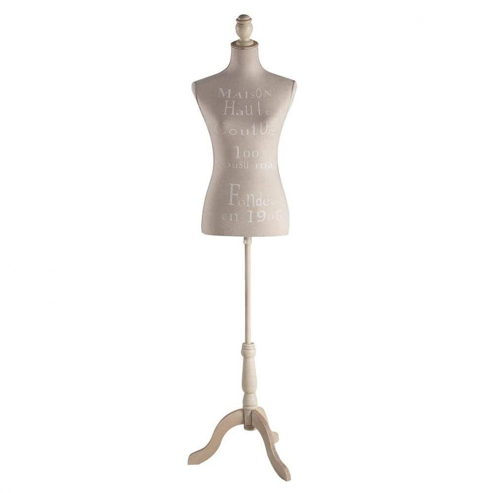 comme simple objet de d coration ou comme chevalet porte v tement adoptez le mannequin de. Black Bedroom Furniture Sets. Home Design Ideas