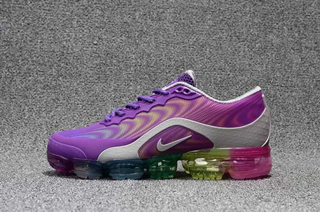 Nike Air Max 2018 Elite Purple Black Womens Shoes Black