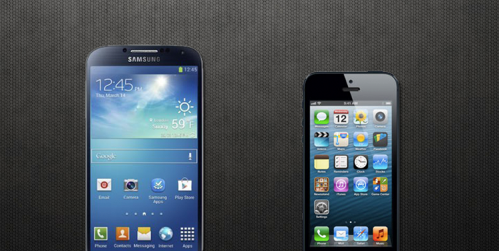 Samsung Galaxy S4 Vs iPhone 5C What's Better? Samsung