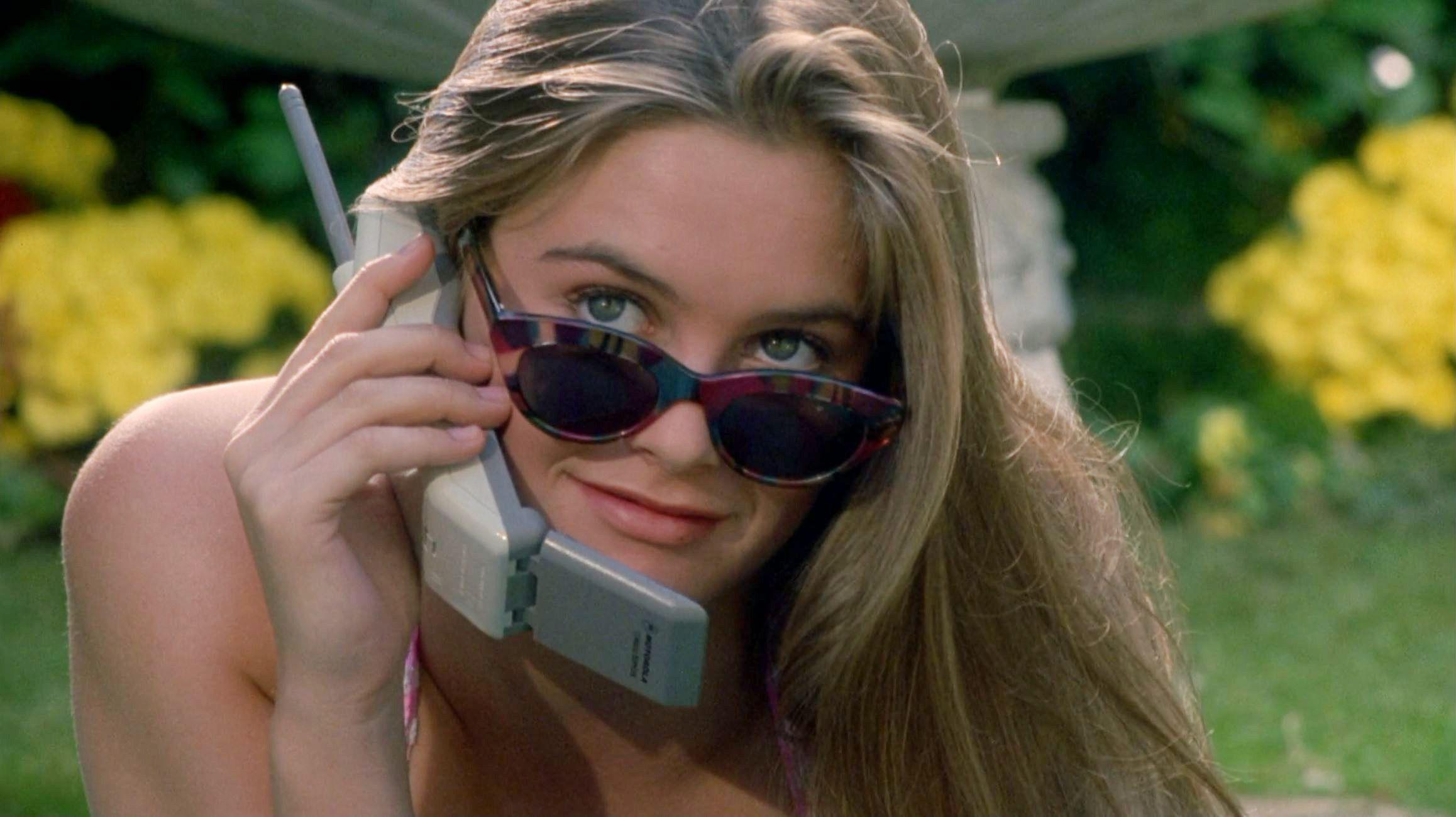 """Alicia Silverstone in """"The Crush"""""""