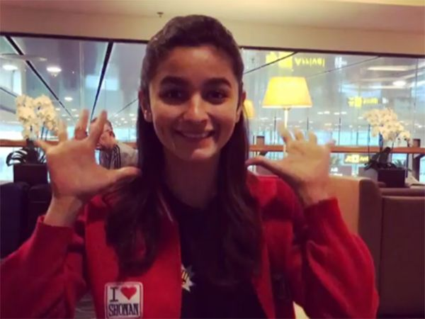 Alia Bhatt hits 10 million followers on Instagram. The actress took to the micro-blogging site to thank all her followers. Check it out.