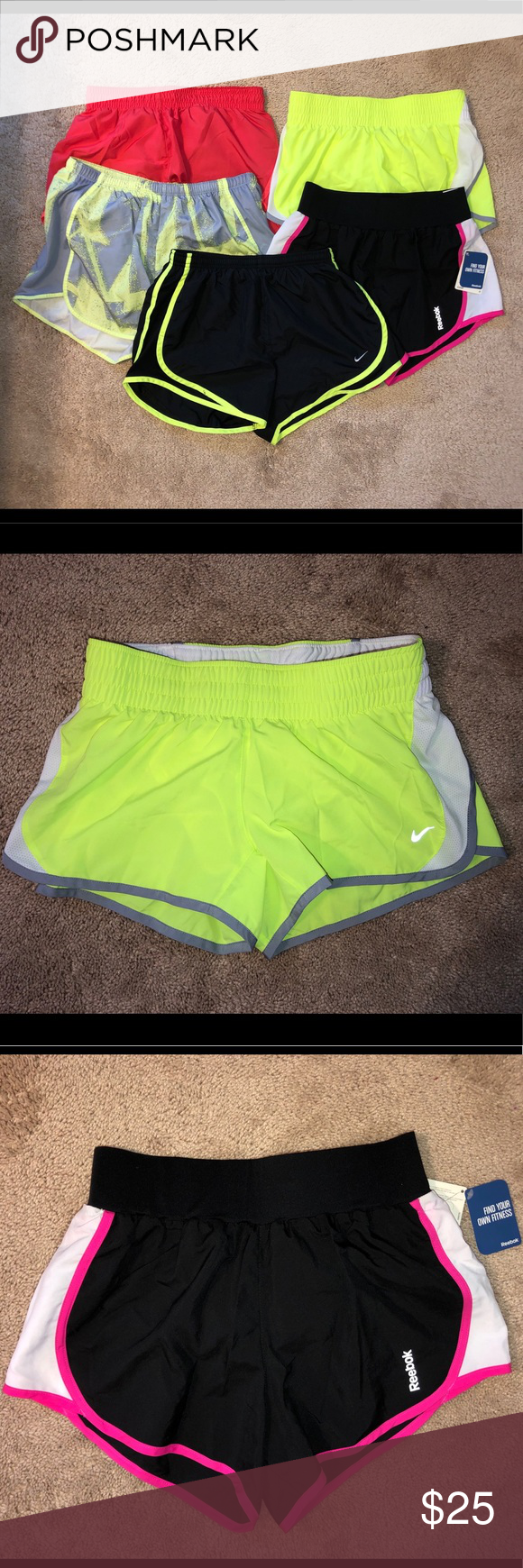 521f99bb Bundle Women's Running Shorts, Size S Worn 1-2 times Women's Running ...
