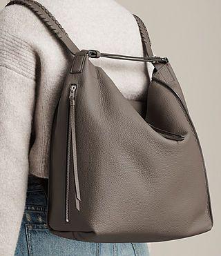 8d5fe5e748 Womens Kita Backpack (MINK GREY) - Image 2