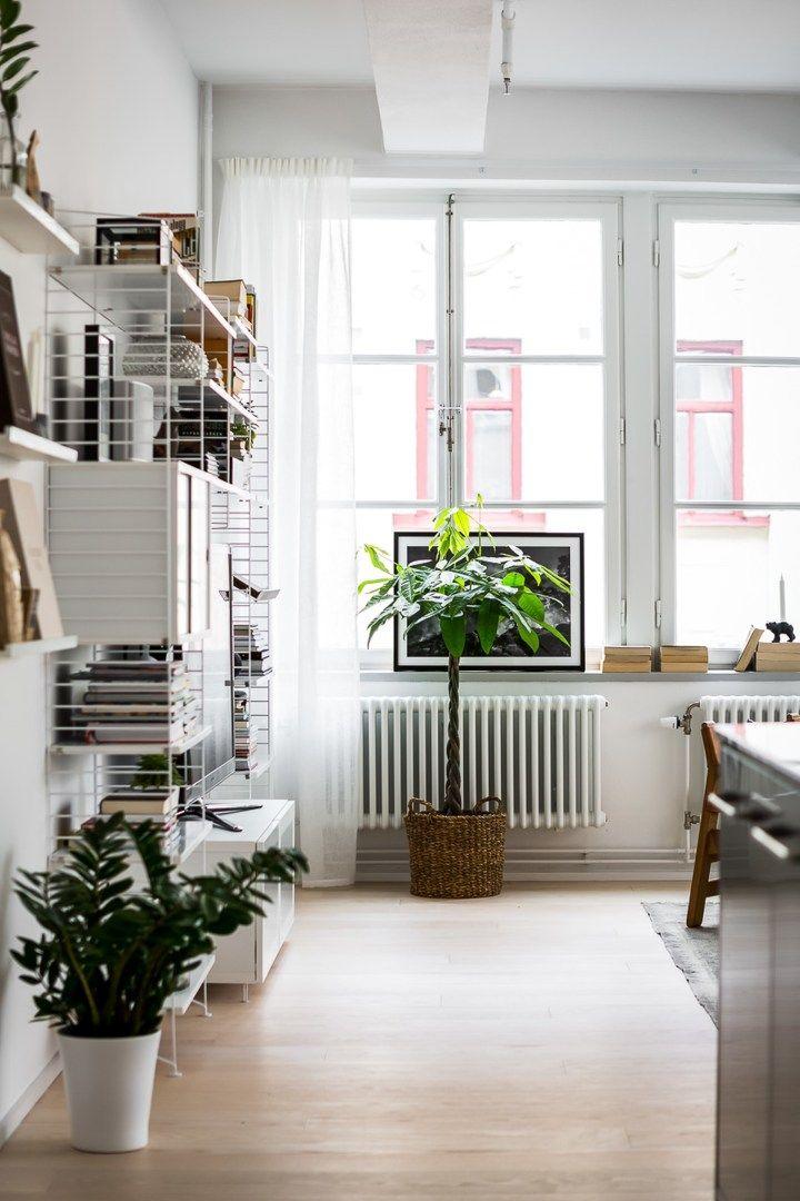 Apartamento tipo loft con grandes ventanales mis hogares favoritos pinterest - Apartamento tipo loft ...