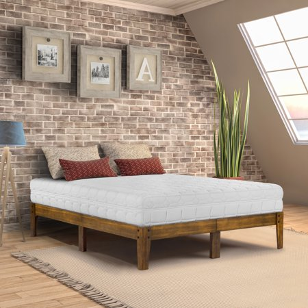 Home Wood Platform Bed Platform Bed King Bed Frame