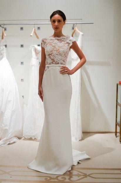Reem Acra Little White Dress Bridal Shop Denver And Colorado S