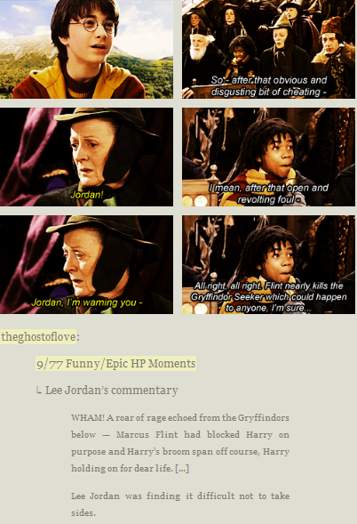 Harry Potter Lee Jordan I Wish This Was In The Movie Lee Was Awesome Lee Jordan Harry Potter Jokes Harry Potter Funny