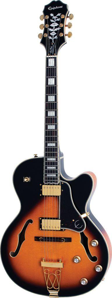 Epiphone Joe Pass Emperor-II PRO | Vintage Guitar® magazine