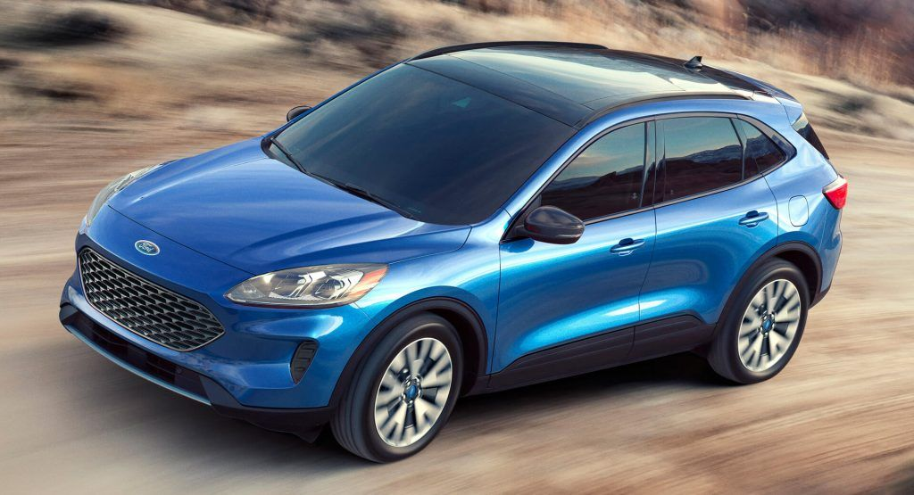Ford Exec Says Unique Off Road Escape Coming Sounds Like The Baby Bronco To Us Ford Escape Ford Mustang Shelby Ford Mustang