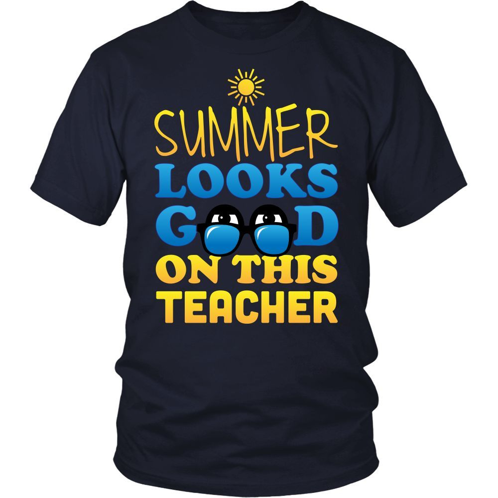 Teacher - Summer Looks Good