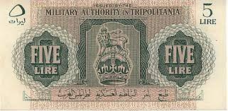 Resultado de imagen para bancanote italiane colonie