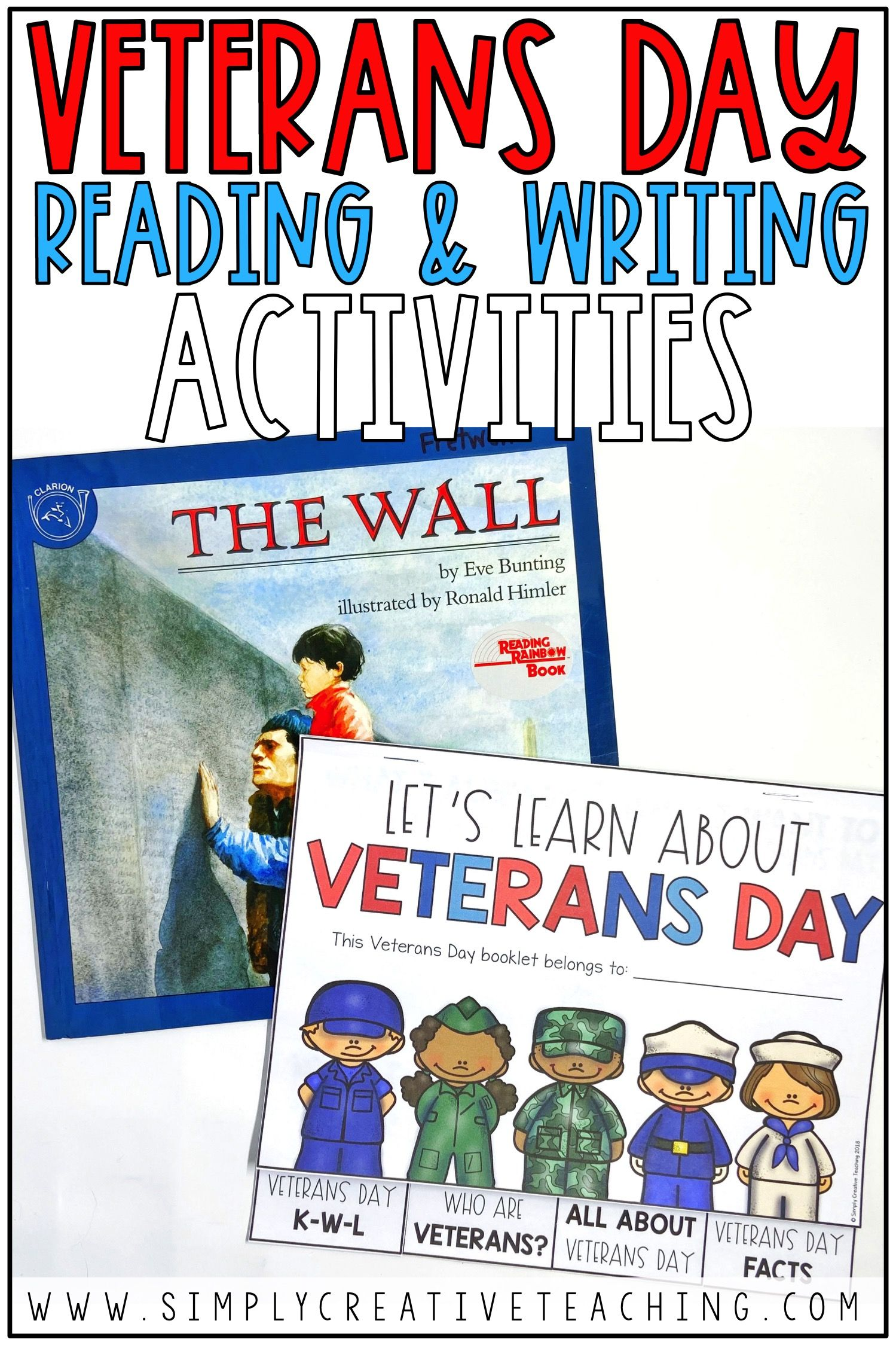 Fall Reading And Writing Activities