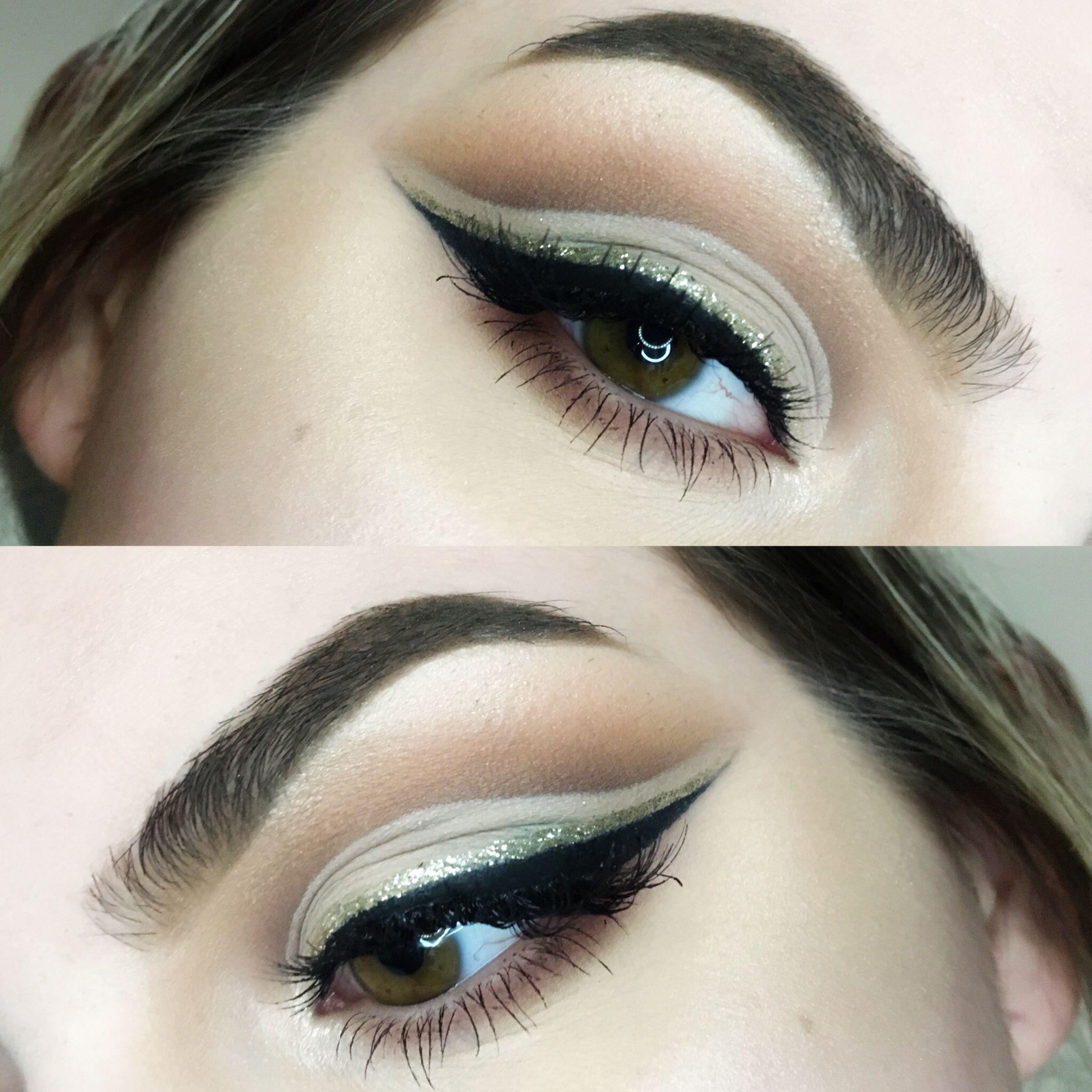 Glitter liner ✨